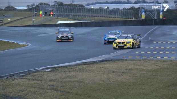 V8 Supercars Drift