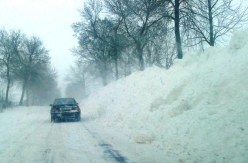 Śnieg Zaspa (1)