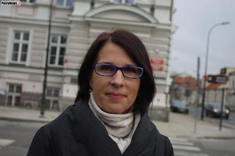 Iwona Śmigielska-Kowalska, fot. Adek Jasiński