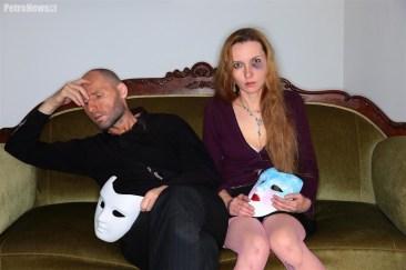 """""""Oblicza maski"""", fot. Jan Drzewiecki"""
