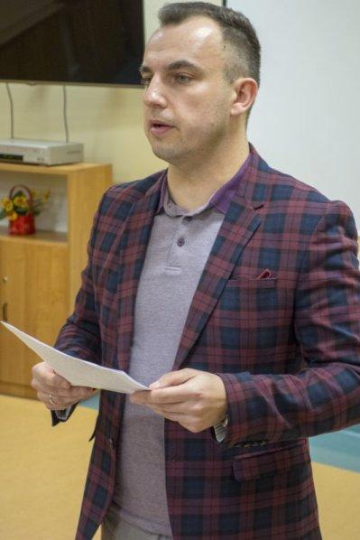 Tomasz Kominek fot. Wiktor Pleczyński