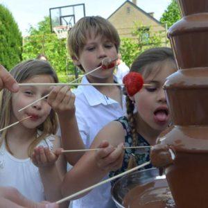 fontaine chocolat - petronillelampion