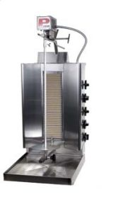 Petros Vertical-Broiler RG-50 Gas