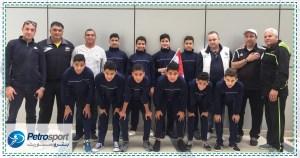 أكاديمية بتروسبورت لكرة القدم تفوز بالمركز الرابع فى بطولة زايد الدولية 