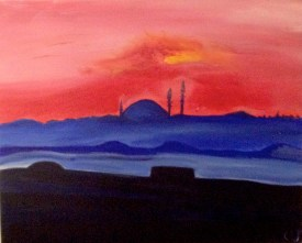 Istanbul, 2013 (39x46 cm)