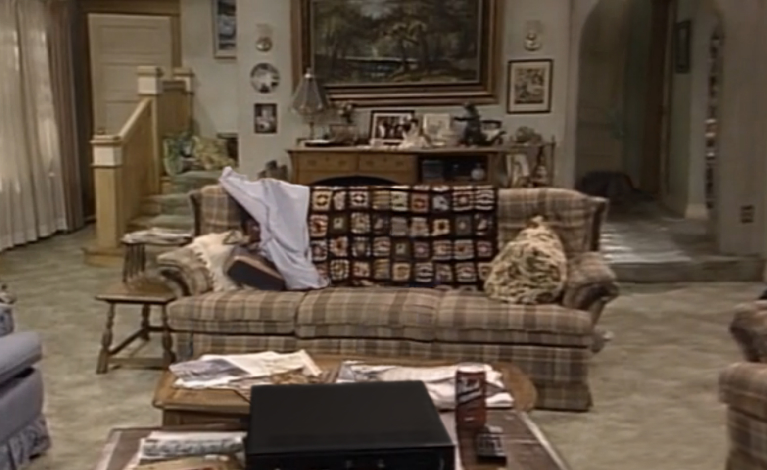cosby show living room bill cosby show living room www myfamilyliving 16690