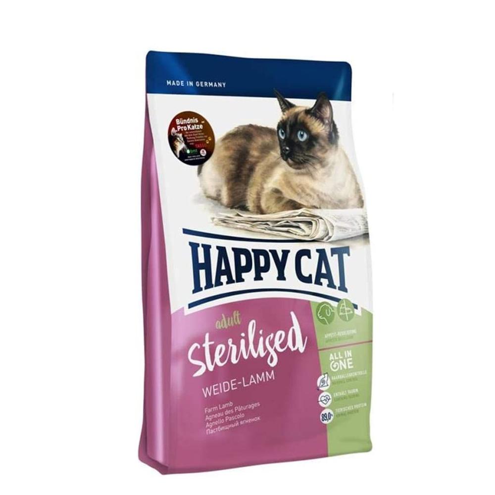 Happy Cat Adult Sterilised Farm Lamb 4kg