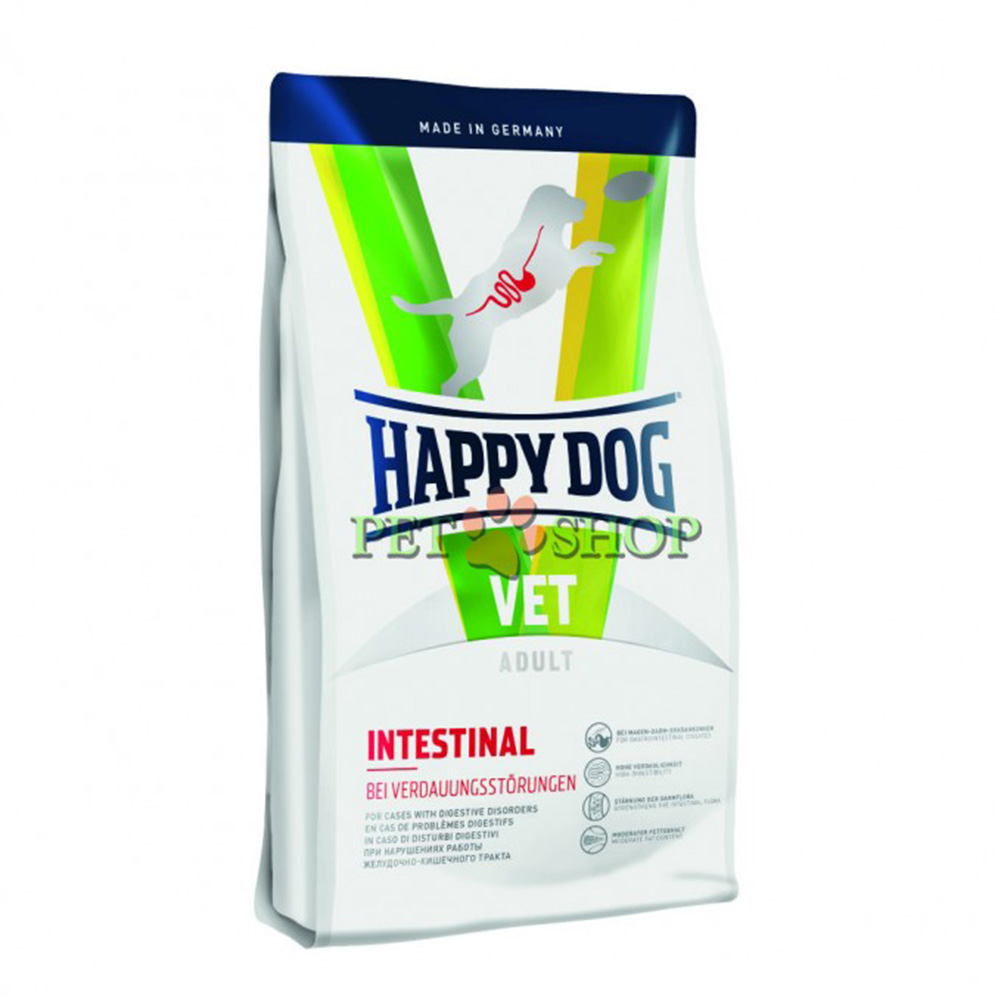 Happy Dog VET Intestinal 12.5 Kg