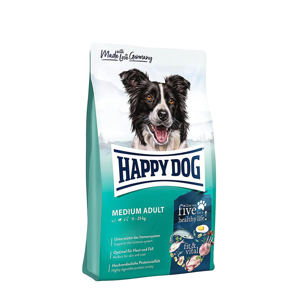 Happy Dog Fit & Vital Medium 4 Kg