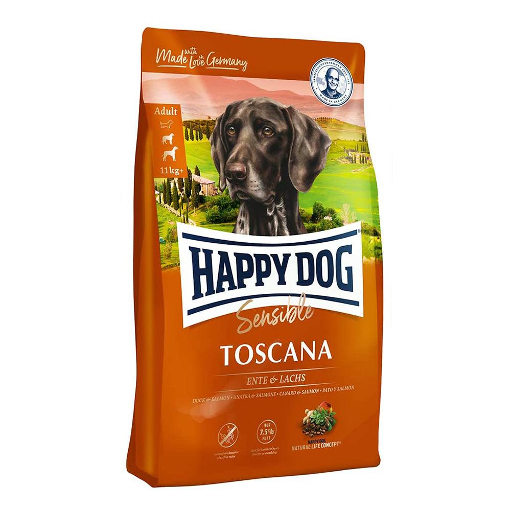 Happy Dog Supreme Sensible Toscana 12.5kg