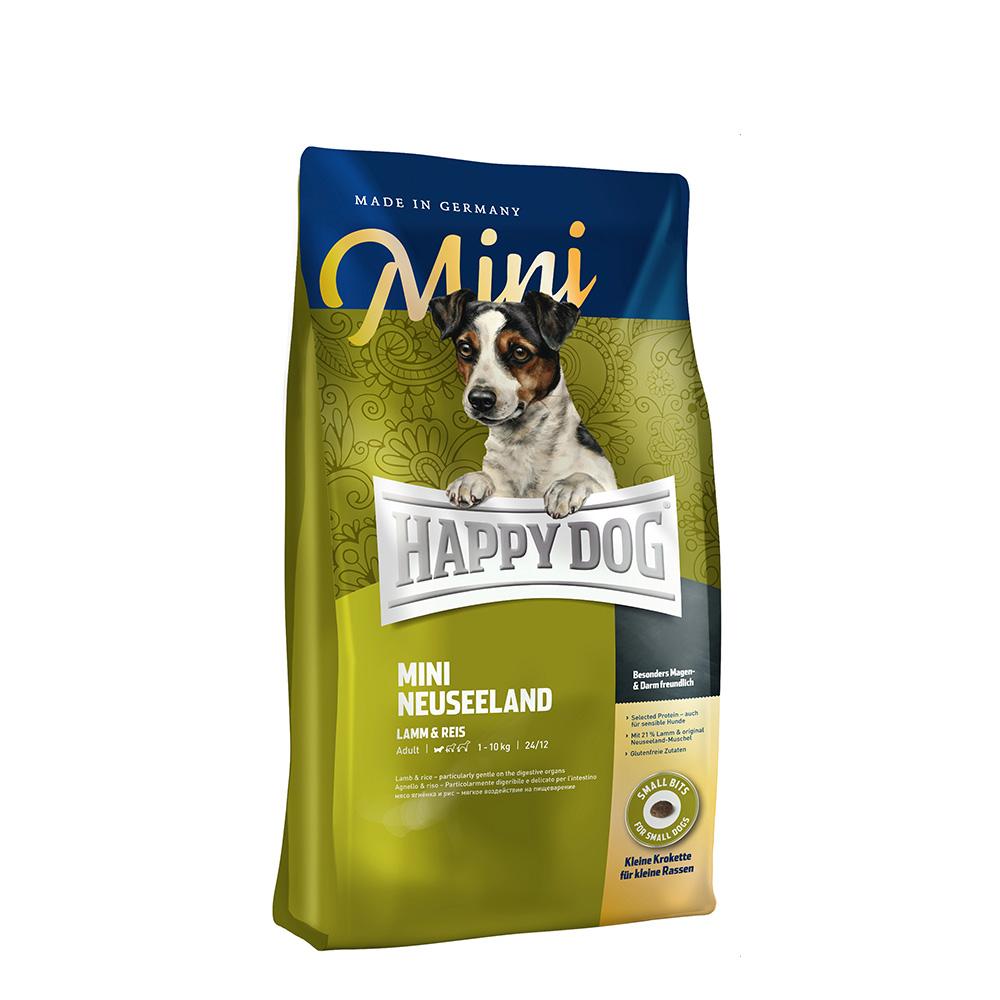 Happy Dog Supreme - Mini Neuseeland 4 kg
