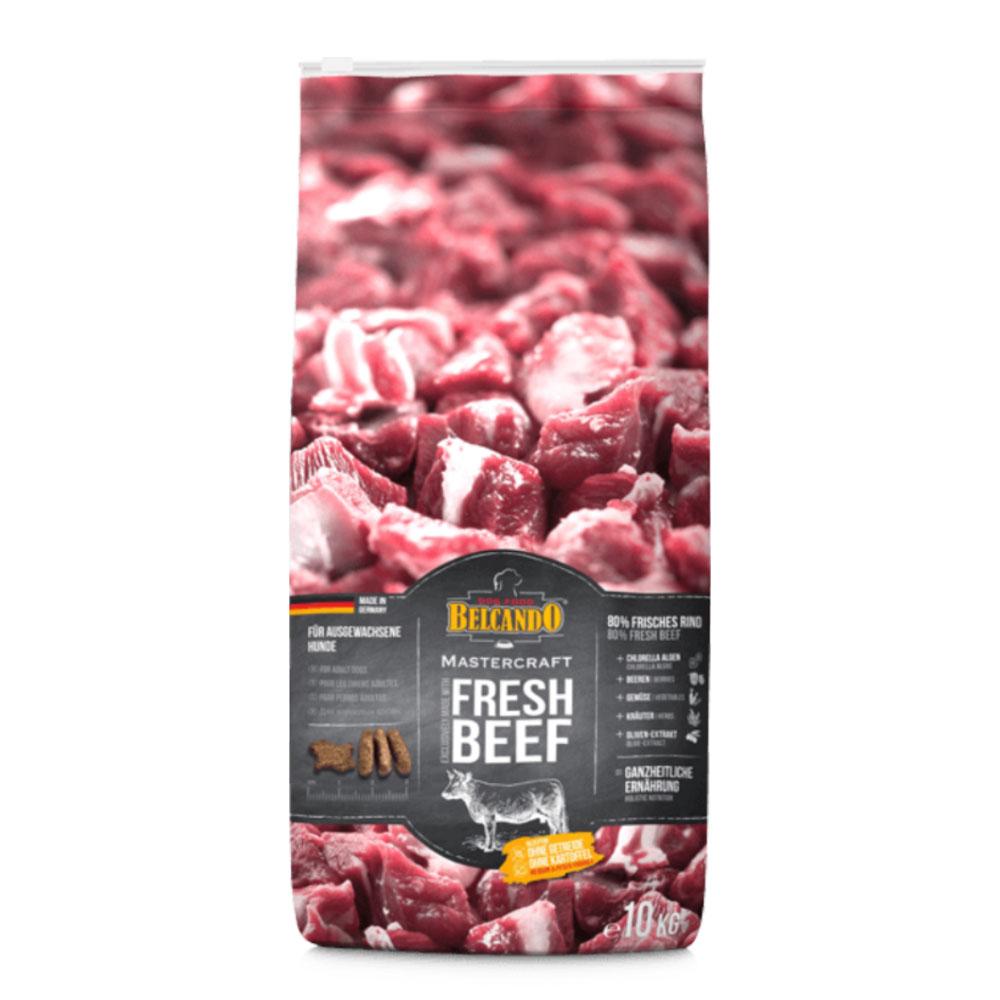 BELCANDO® MASTERCRAFT Fresh Beef 10 Kg