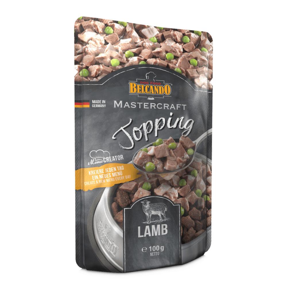 BELCANDO® MASTERCRAFT Topping Lamb 100g