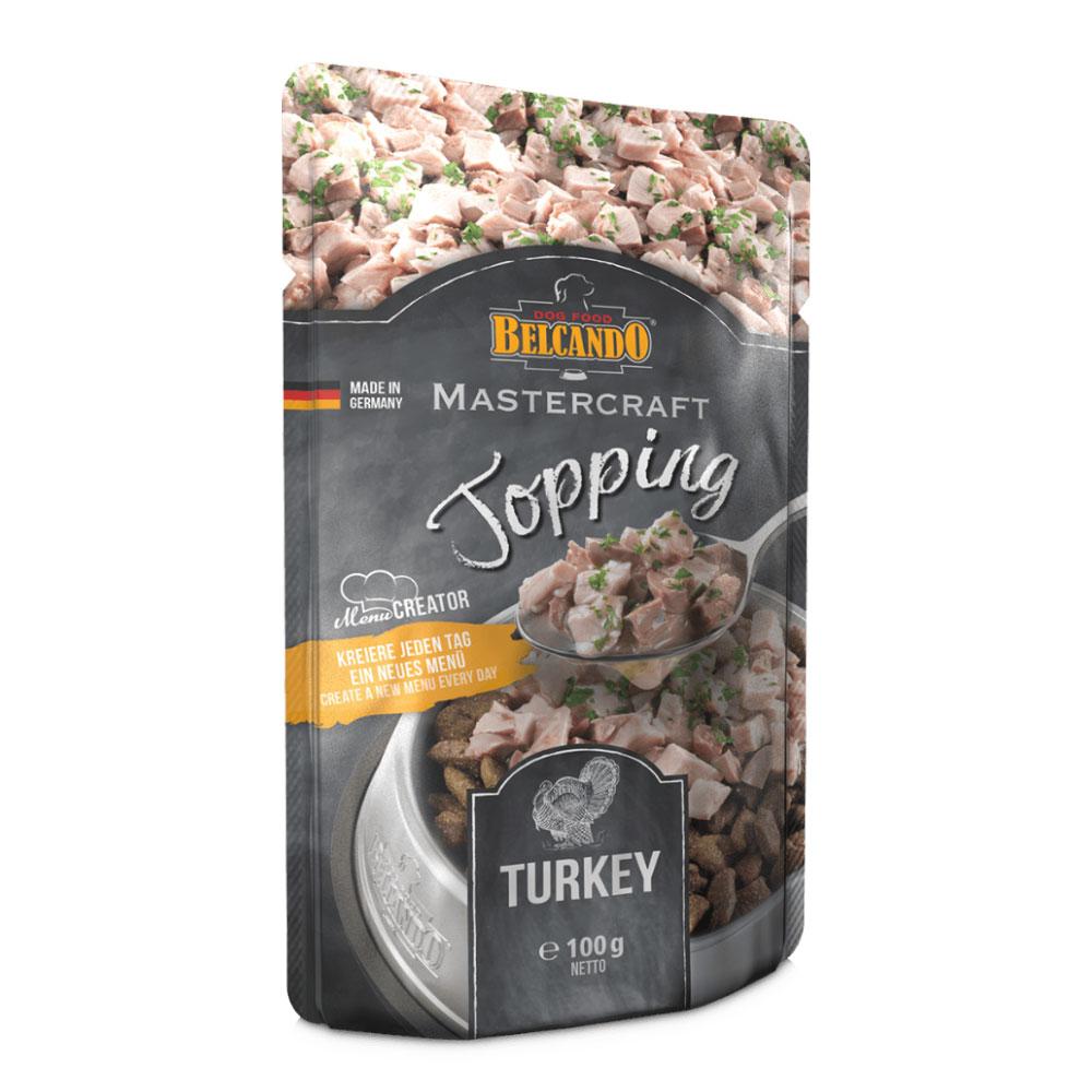 BELCANDO® MASTERCRAFT Topping Turkey 100g
