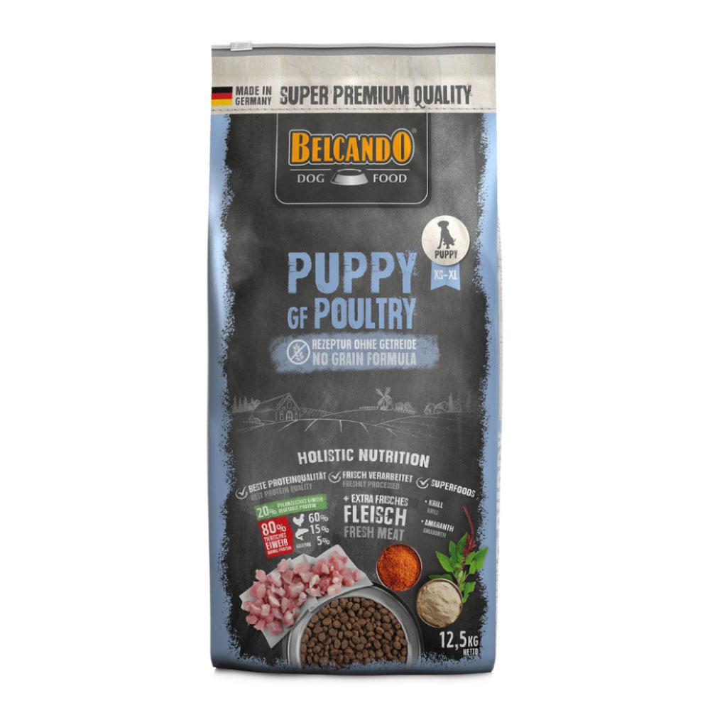BELCANDO® Puppy GF Poultry 12.5kg