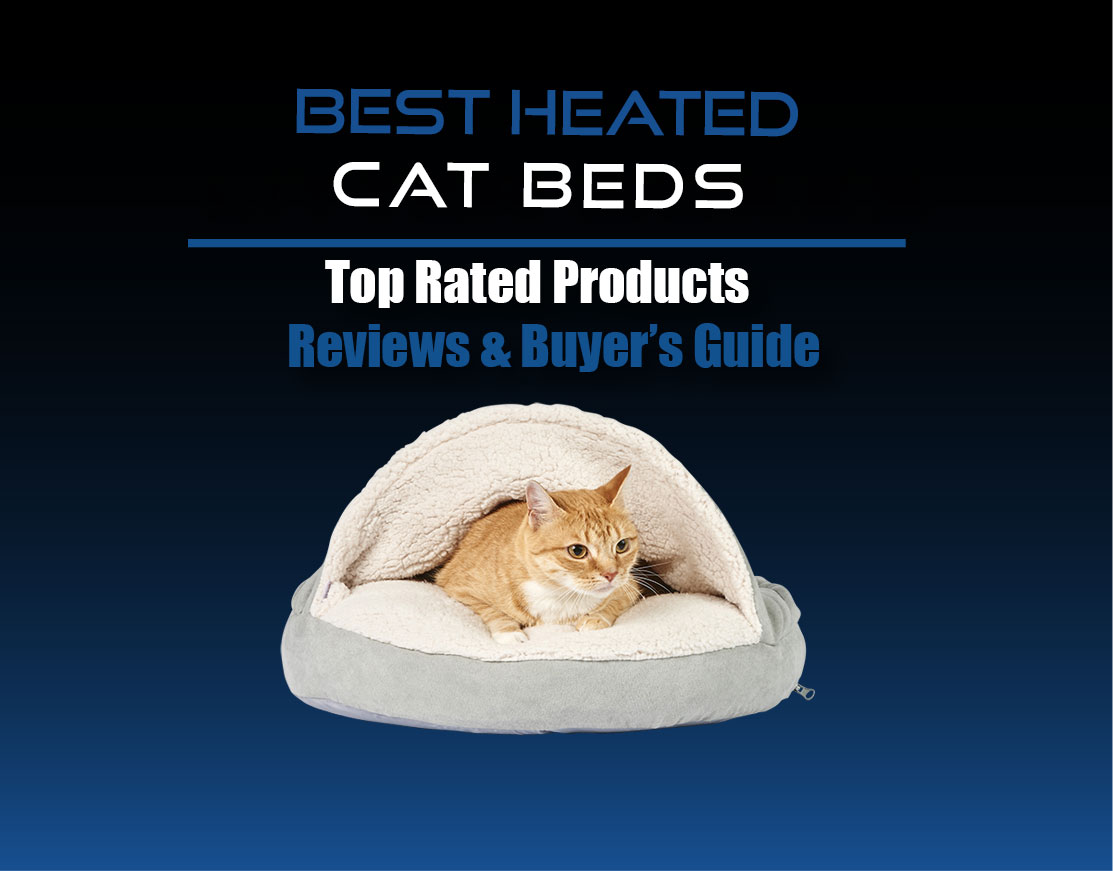 30 Best Heated Cat Beds 2020 Reviews Buyer Guide