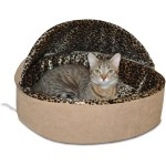 2020 S Best Quality Heated Cat Beds Ever For Indoors Outdoors