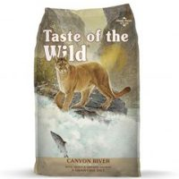Taste of The Wild Grain Free Premium High Protein Dry Cat Food Review