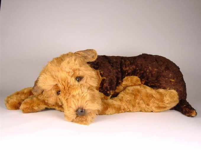 Airedale Terrier Stuffed Animal
