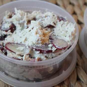 Beagle Bagel Chicken Salad Recipe