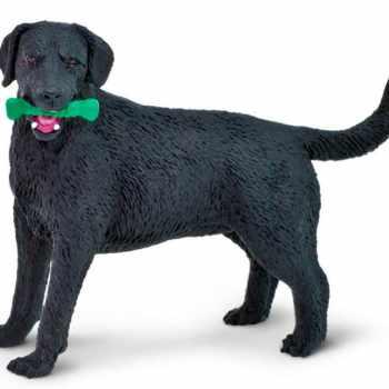 Black Labrador Retriever Figurines