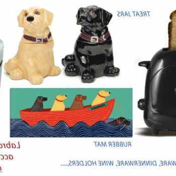 Black Labrador Themed Gifts