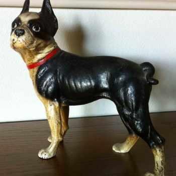 Boston Terrier Antiques