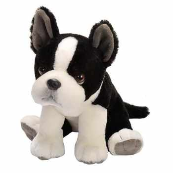 Boston Terrier Dog Stuffed Animal