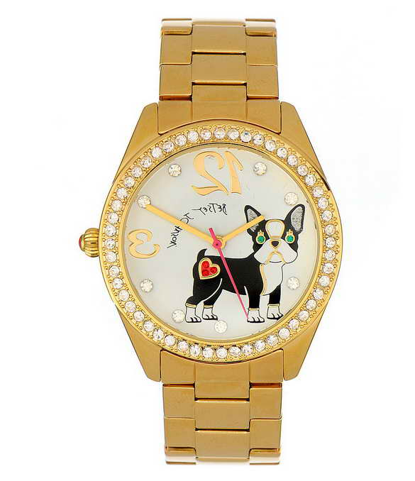 Boston Terrier Jewelry Betsey Johnson