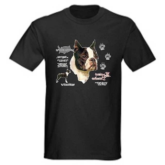 Boston Terrier Tshirt