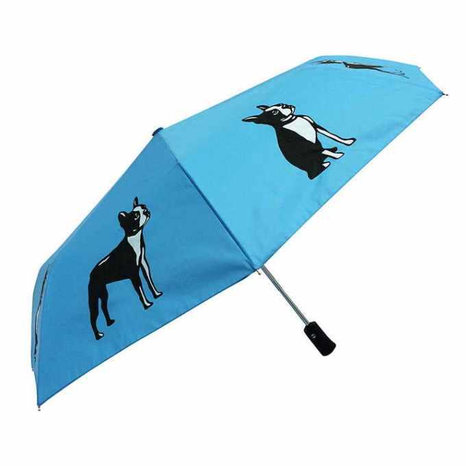 Boston Terrier Umbrella