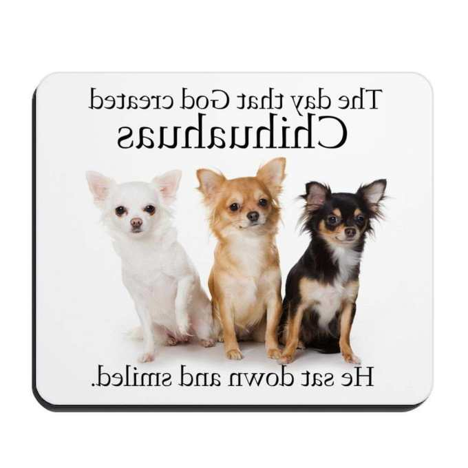 Chihuahua Mouse Pads