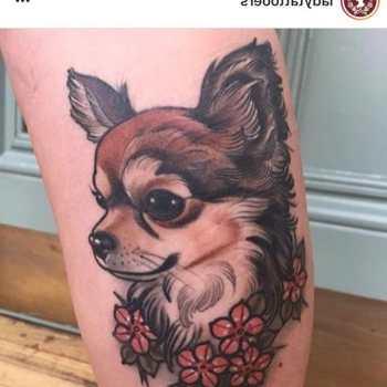 Chihuahua Tattoo