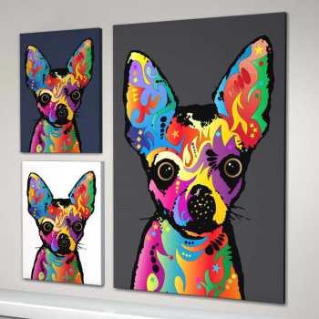 Chihuahua Wall Art