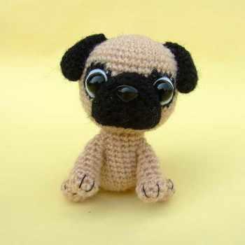 Crochet Pug Pattern