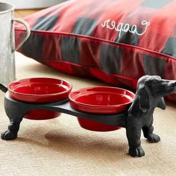 Dachshund Food Bowls