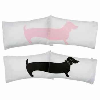 Dachshund Pillow Cases