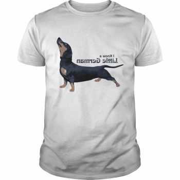 Funny Dachshund T Shirts