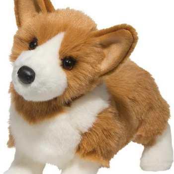 Corgi Plush Toy