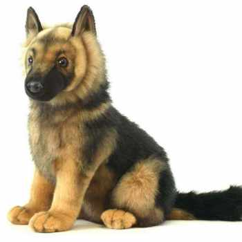 German Shepherd Stuffed