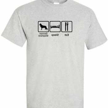 German Shepherd Tee Shirts