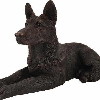 German Shepherd Urn
