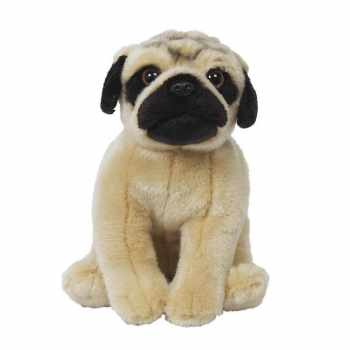 Giant Stuffed Pug