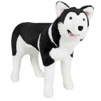 Husky Plushie