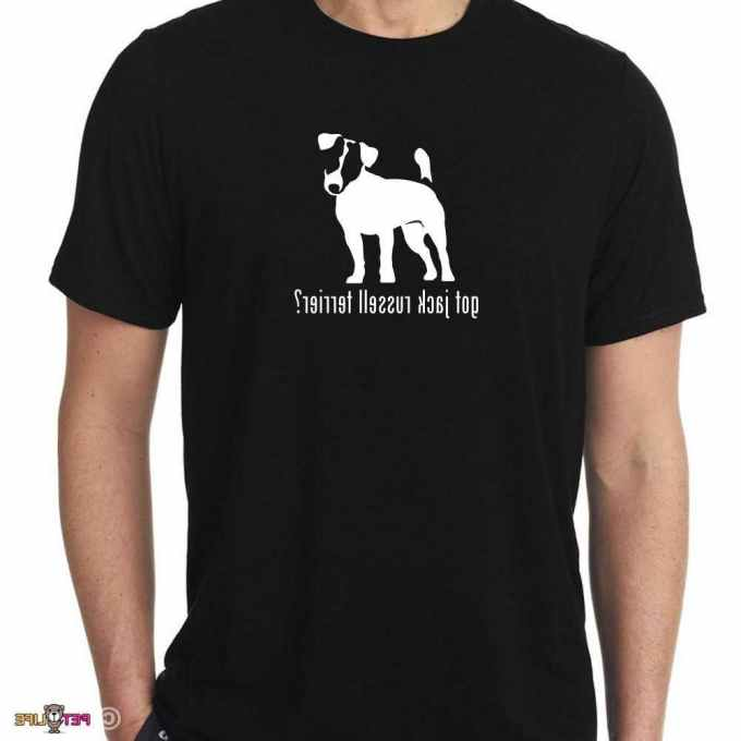 Jack Russell T Shirt