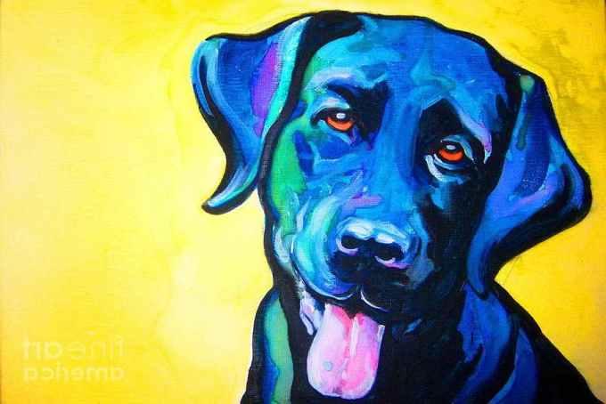 Labrador Artist