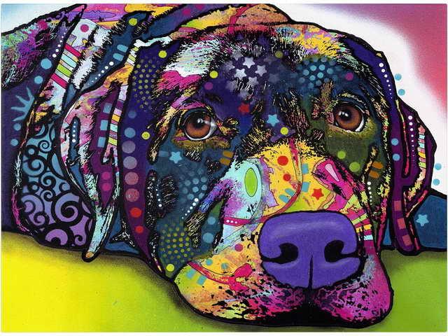 Labrador Artwork