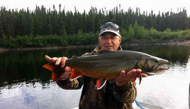 Labrador Fishing
