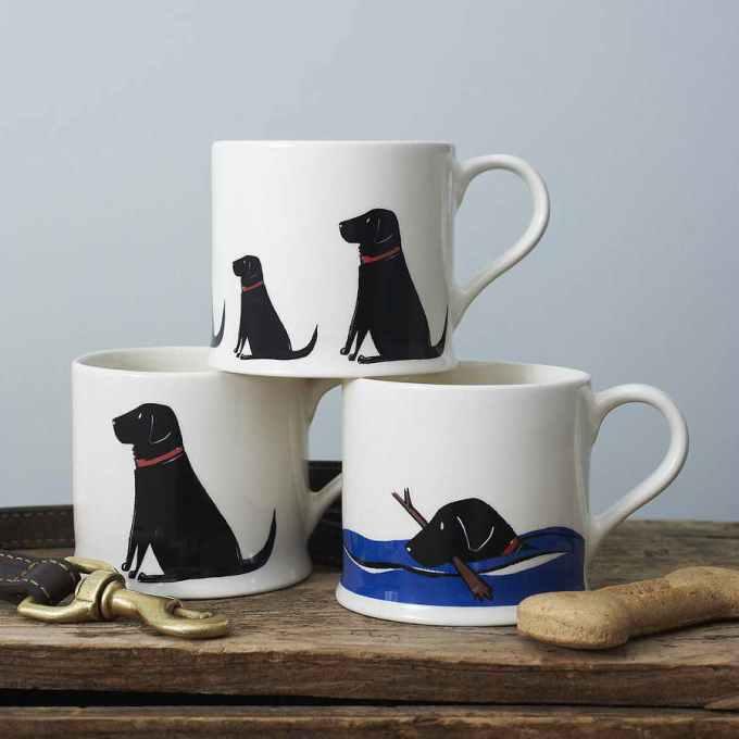 Labrador Mugs