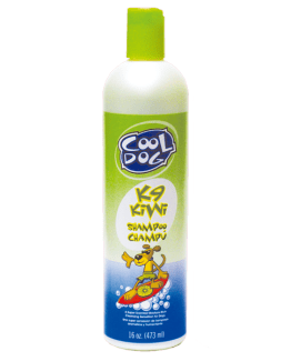 Cool Dog K-9 Kiwi Cucumber Shampoo